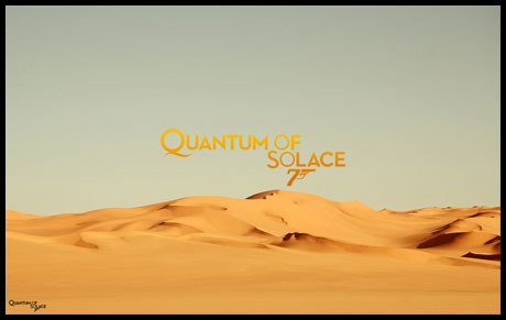 Quantum Of Solace Wallpaper Theme With 10 Backgrounds