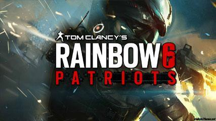 4 Awesome Rain Bow 6 Patriots Wallpapers and Windows 7 Theme