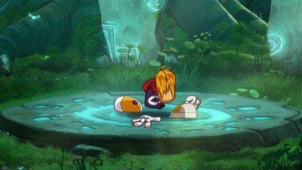 Free Rayman Origins Windows 7 Theme TOP Wallpaper