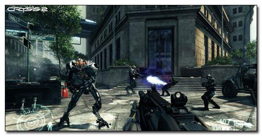 Release Date for Crysis 2