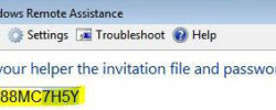 How to Use Remote Assistance in Windows 7?
