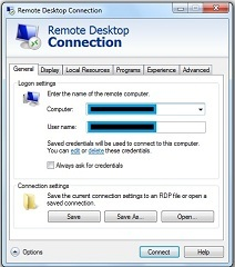 How to connect remotely to another computer with Windows Remote Desktop