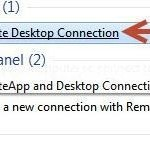 Use Windows 7′s Remote Desktop Connection to get help from a friend