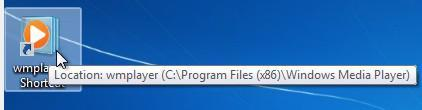 How to remove desktop icons without deleting the program
