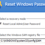 Recover the Windows 8 picture password via Hotmail or Software