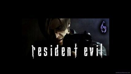First 11 Resident Evil 6 HD Wallpaper Theme