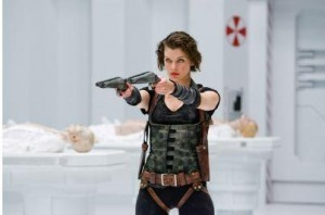 Resident Evil Afterlife Pictures + Leaked Trailer
