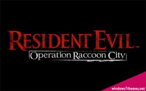 Resident Evil Raccoon City Wallpaper
