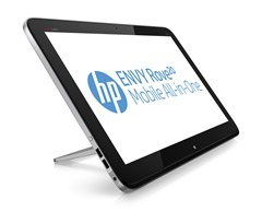 New HP Windows 8 Devices: HP Envy Rove 20, TouchSmart Notebooks and Sleekbook