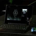 CES 2012: Running Skyrim on Asus Eee Pad Transformer Prime Tablet (Video)