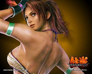 Sexy Windows 7 Themes With 12 Tekken 6 Game Babes