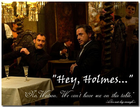 Sherlock Holmes A Game Of Shadows Theme With 10 Backgrounds