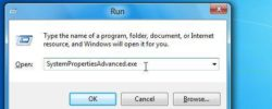 Quick Access To Windows 8 System Properties Via Executables