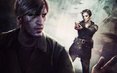 Windows 7 Theme With Silent Hill Downpour HD Desktop Wallpaper