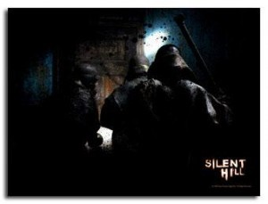 Silent Hill Windows 7 Wallpaper Theme