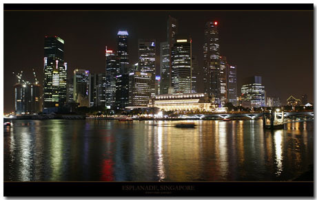 10 Amazing Singapore Wallpaper: Skyline – Country Themes Part 4