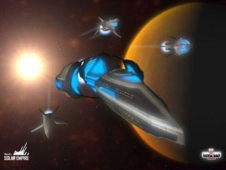 Windows 7 Theme With Sins Of A Solar Empire: Trinity HD Wallpaper