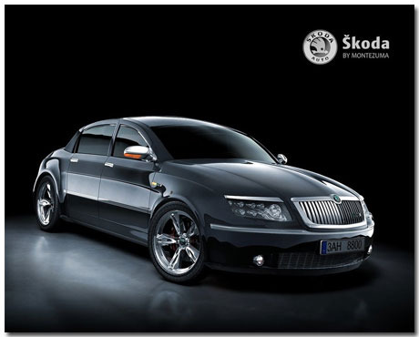 Skoda Car Theme For Windows 7 .. For Our Car Nuts