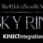 Skyrim Gets Kinect Integration, Kinect-Specific UIs Coming this Month