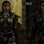 Skyrim Armor Mod With Improved Ebony Armor