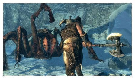 """Skyrim Gameplay Pics Have That Special """"Something"""""""