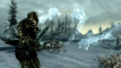 Skyrim Windows 7 Theme With New Screenshots And Backgrounds
