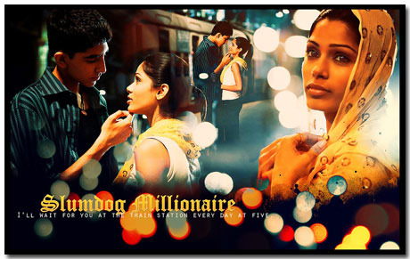 Slumdog Millionaire Wallpaper Theme With 10 Backgrounds