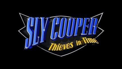 Win7 Desktop Theme With Sly Cooper Thieves In Time Computer Wallpapers