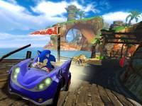 Sonic and Sega All Stars Racing 2 Details Announced: Brings Boats To Kart Racing