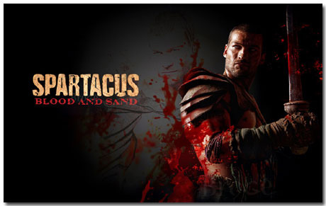 Spartacus Wallpaper Theme With 10 Backgrounds