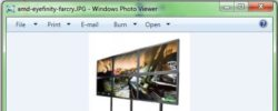 Speed Up Slow Windows 7 Photo Viewer!