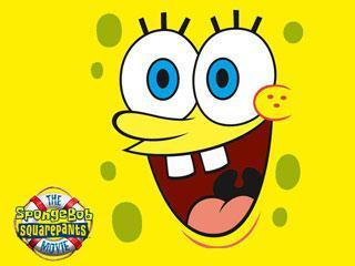 Yellow Windows 7 Spongebob Theme