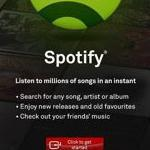 Smart TV: Spotify-Samsung Agreement Sees Music Service Enter World Of Television