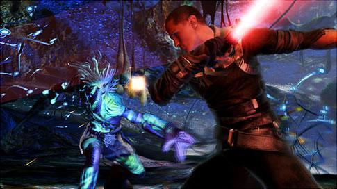 Star Wars: The Force Unleashed 2 Trailer!