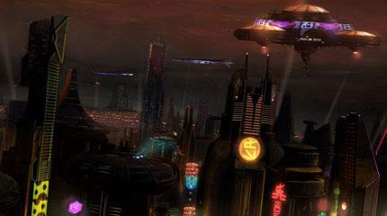New Star Wars The Old Republic Planet Revealed: Nar Shaddaa