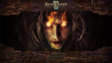 Starcraft 2 Heart Of The Swarm Windows 7 Wallpaper Theme