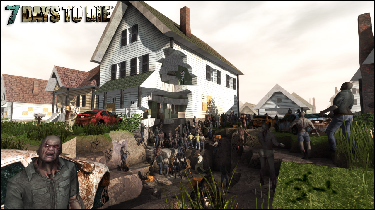 7 Days To Die Heading To Xbox One In June, Trailer