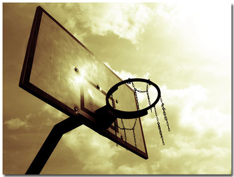 Streetball Theme With 10 Backgrounds