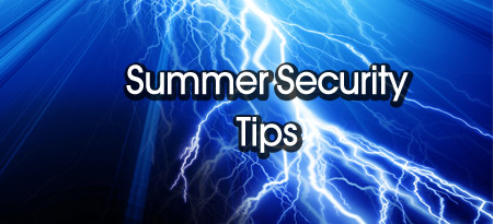 10 Summer Computer Security Tips: Protect Devices From Power Surges And Data Theft