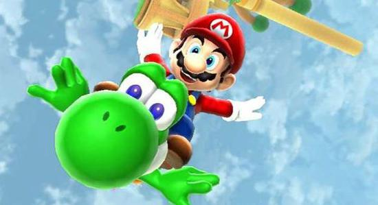 Super Mario Galaxy 2 Trailer – Yoshi is back!