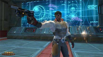 SWTOR Player Stats and Reviews