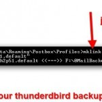 symlink postbox thunderbird profile migration jpg