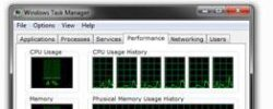What is the task manager executable name?