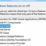 Tutorial: Using Telnet in Windows 8