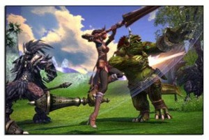 New Tera Online Screenshots