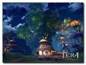 TERA: The Exiled Realm of Arborea Debut Trailer and Pictures