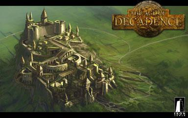 Medieval Castles: Beautiful The Age of Decadence Wallpaper Theme for Windows 7