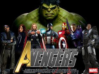The Avengers Windows 7 Theme + Wallpapers