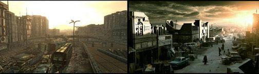 Picture of the Week: The Book of Eli vs. Fallout