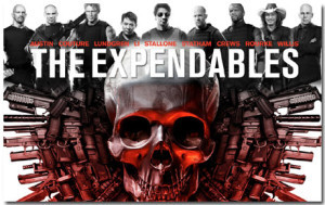 The Expendables Wallpaper Theme With 10 Backgrounds